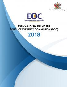 2018 Freedom of Information Statement